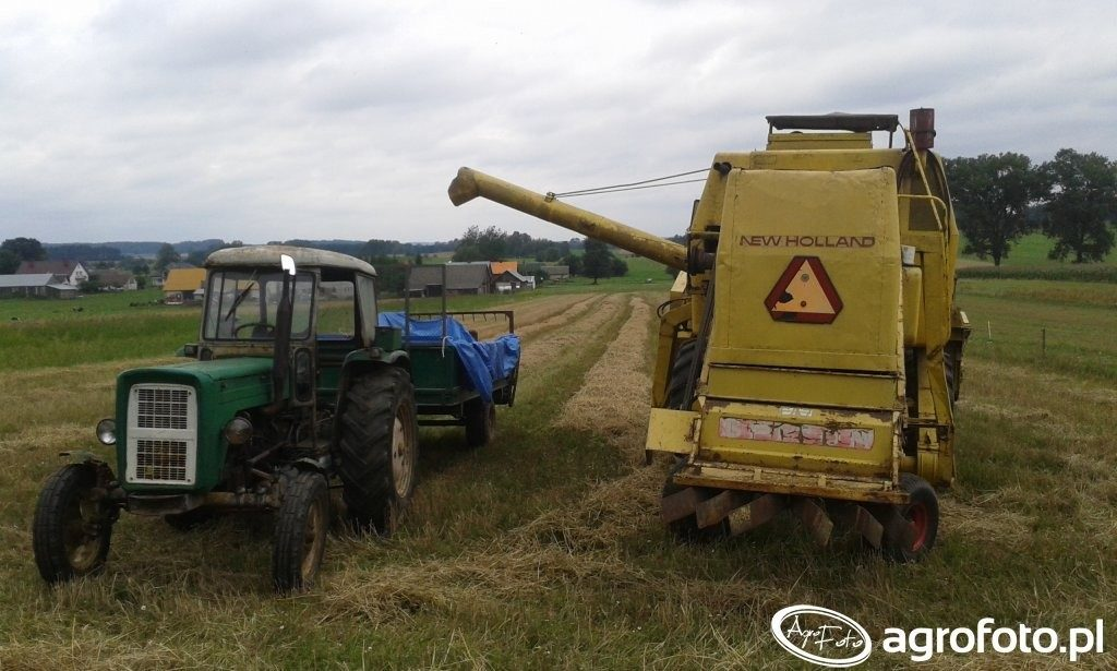 ursus c 355 i new holland clayson 1530