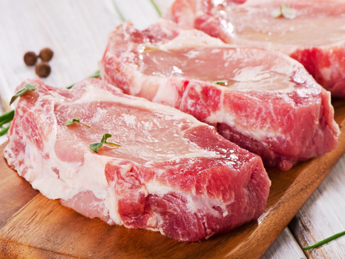 ceny wieprzowiny