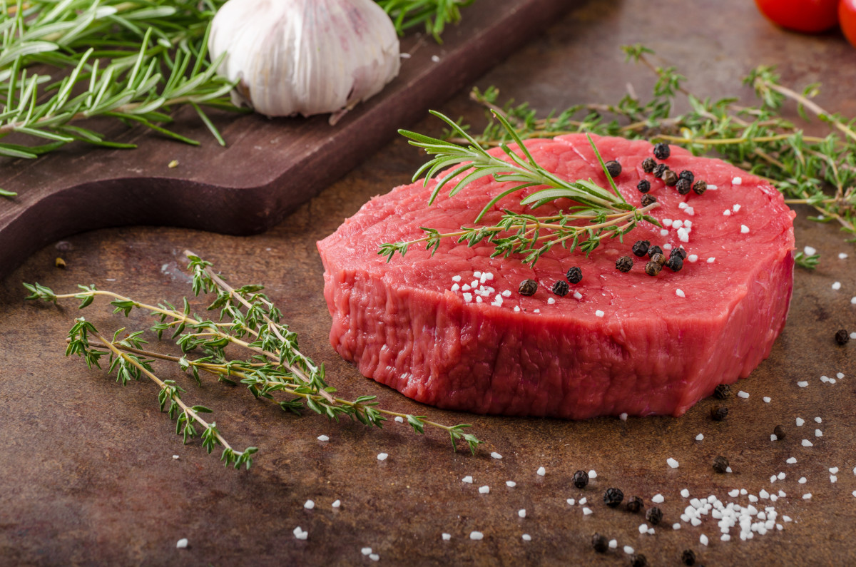 ceny wołowiny