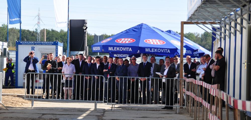 Fabryka Proszków Mlecznych: nowa inwestycja Mlekovity