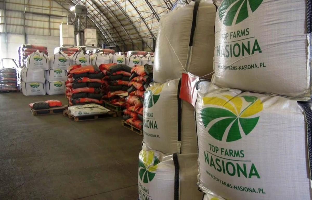 nasiona kwalifikowane isprawdzone odmiany