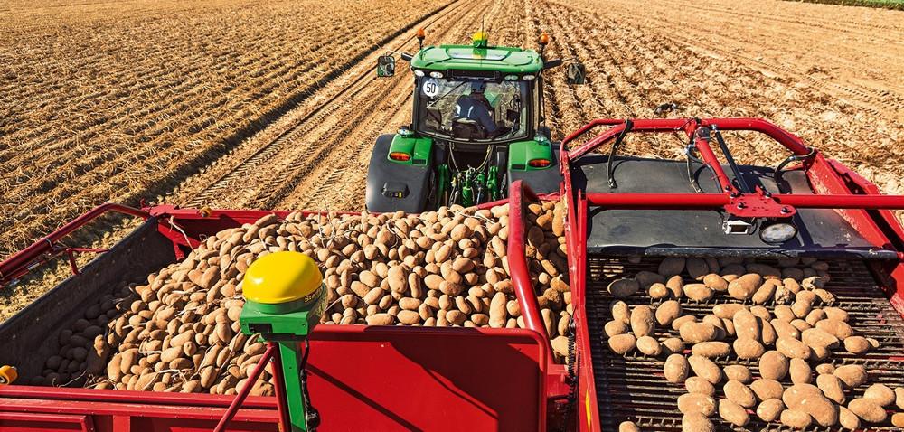 Rolnictwo uprogu technologicznej rewolucji