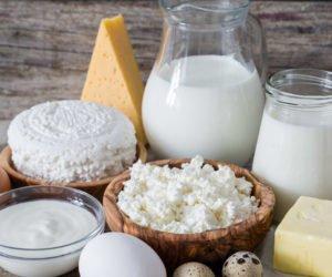 Notowania cen artykułów mleczarskich