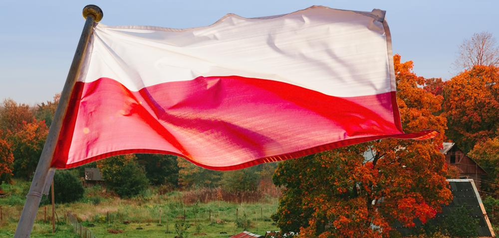 Dzień Niepodległości świętujemy wcałej Polsce!