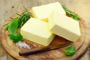 cena masła