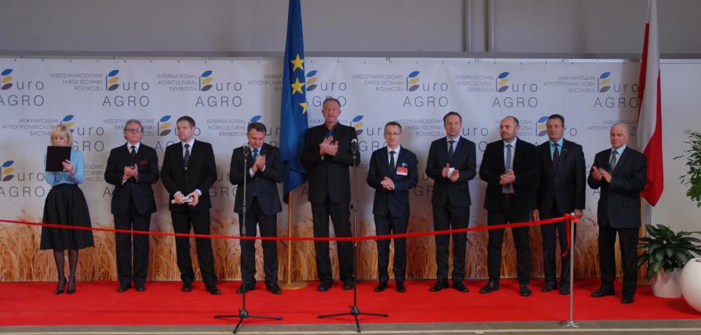 Targi EuroAgro Lwów rozpoczęte!
