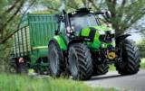 Ciągnik rolniczy DEUTZ-FAHR 6215 RCshift