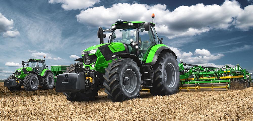 Ciągniki rolnicze serii 7: najlepsza technologia, największa wydajność