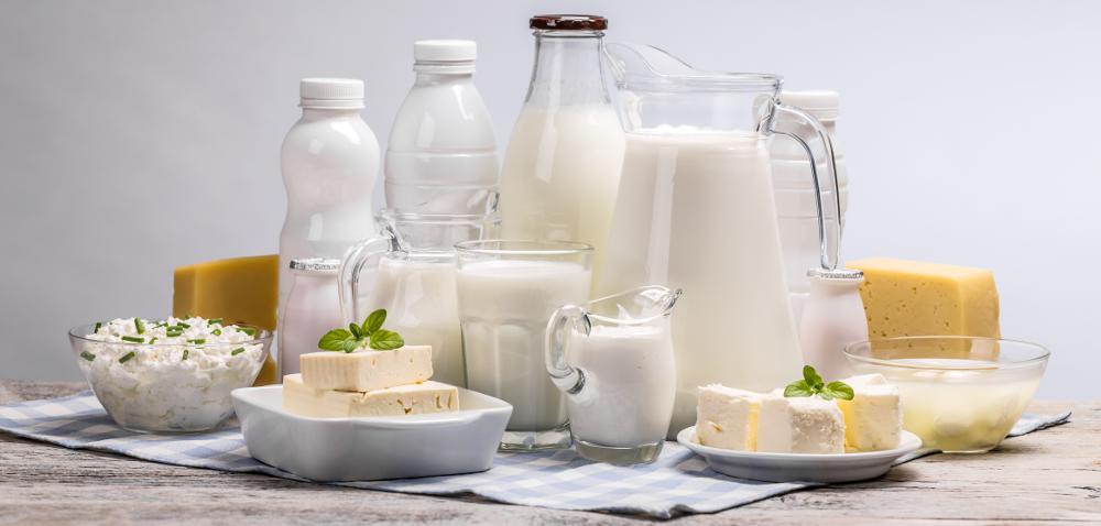 Eksport mleka zPolski wgórę