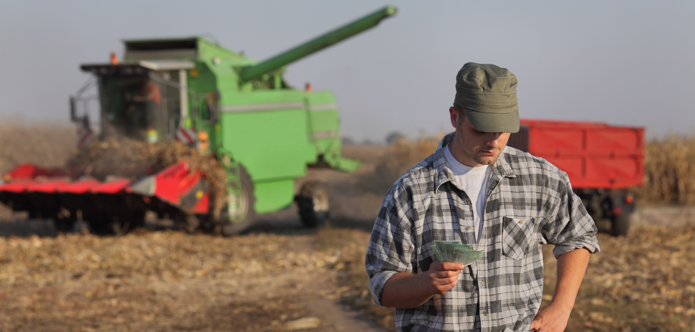 Kredyty dla gospodarstw rolnych