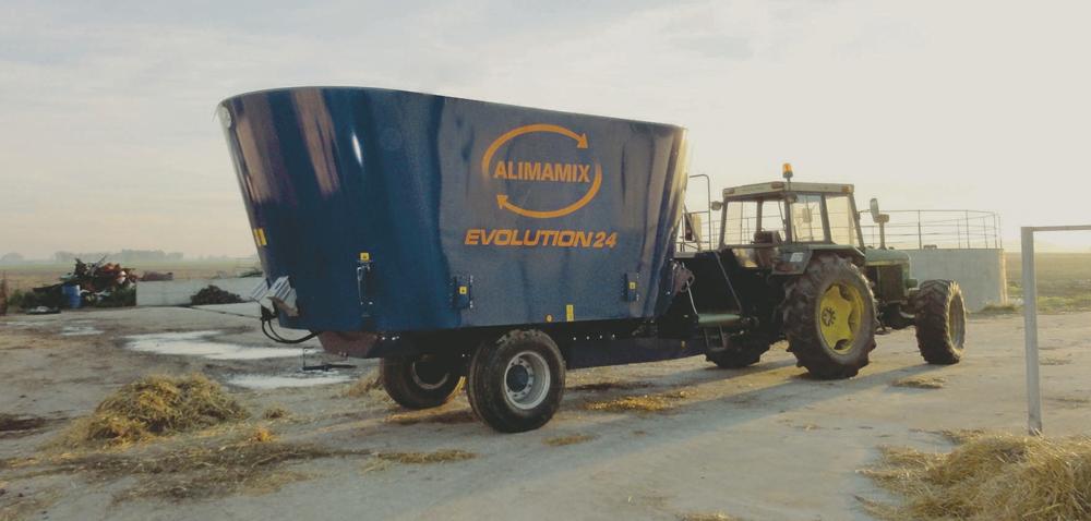 Maszyny Alima Bis: co firma oferuje hodowcom?