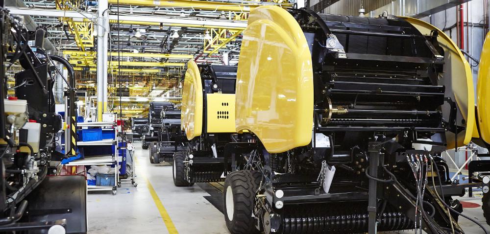 Fabryka maszyn New Holland wPłocku: przyjdź na Dni Otwarte!