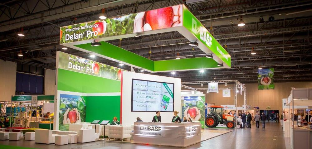 FruitPro 2017: XIII Międzynarodowe Targi Agrotechniki Sadowniczej