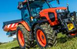 Nowości Kubota na targi Agrotech Kielce 2017