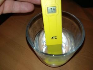 jak obniżyć pH wody
