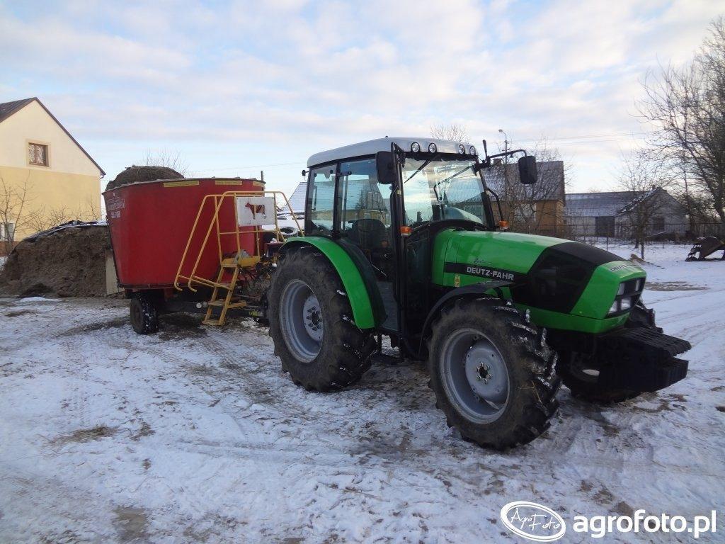 sprzedaż ciągników rolniczych - 3miejsce wklasyfikacji modeli