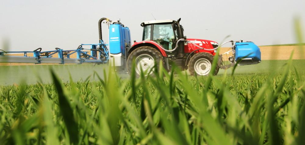 Jesienne dokarmianie zbóż mikroelementami