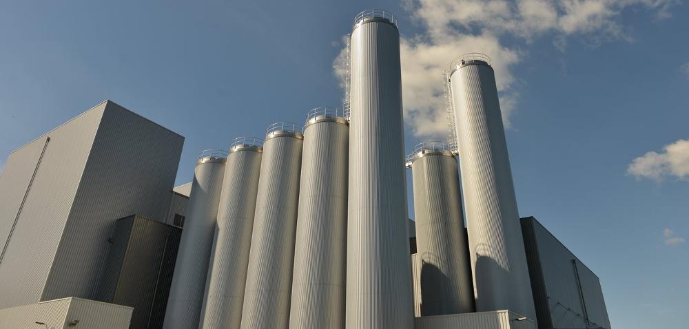 Nowy zakład przetwórstwa mleka wLidzbarku Warmińskim