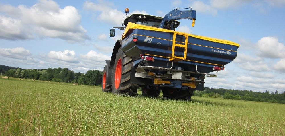 Nawożenie łąk pomaga zmaksymalizować ich wydajność!