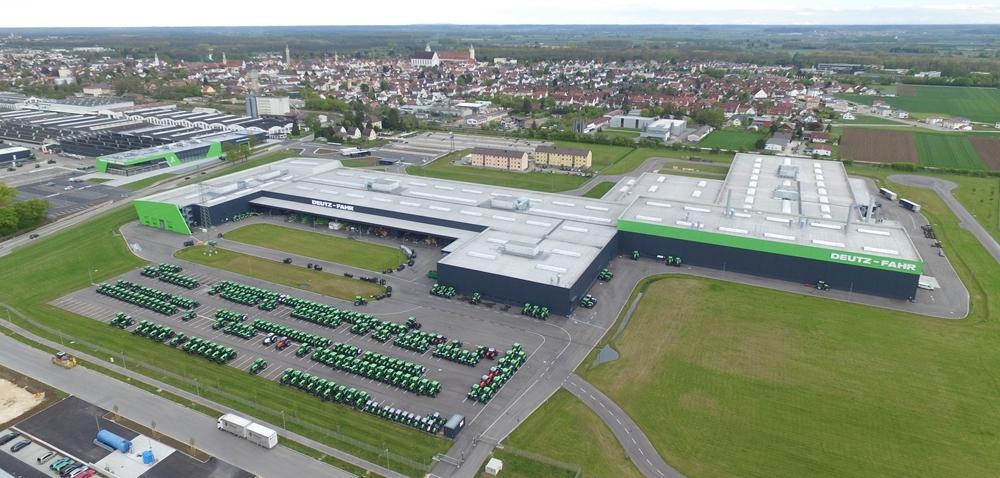 Deutz-Fahr Land: ruszyła fabryka wLauingen