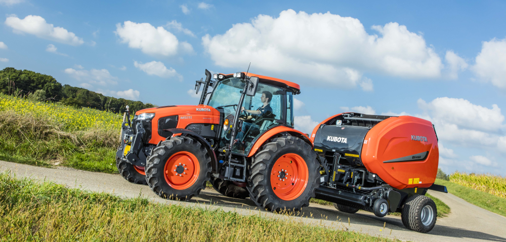 Kubota Tractor Show: japońska technologia na polskich polach