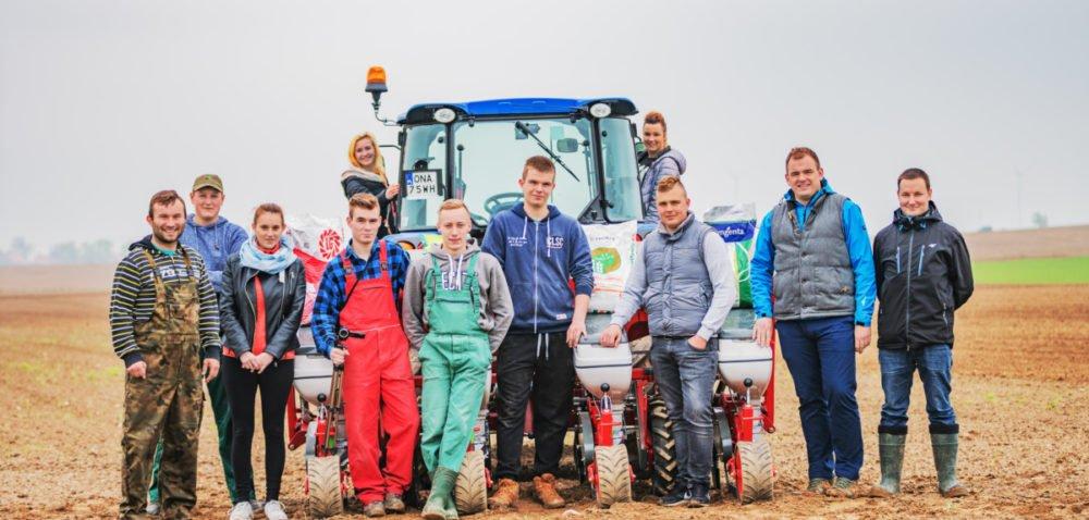 Namysłowska szkoła rolnicza współpracuje zfirmą PROCAM