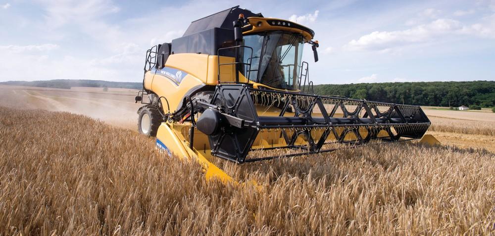 Kombajn rotorowy: wydajny zbiór iwysoka jakość ziarna