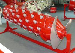 kombajn rotorowy