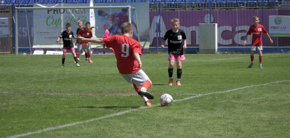 Finał PROCAM CUP 2017 – młodzi mistrzowie jadą na narodowy!