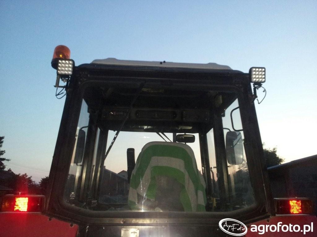 światła Robocze Do Ciągników Rolniczych Led Czy Halogen
