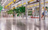 Instalacja lakiernicza KTL w zakładzie Amazone