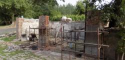 odbudowa budynku gospodarczego