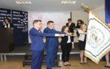 Uroczystość zakończenia IV klas w ZSCKR w Golądkowie