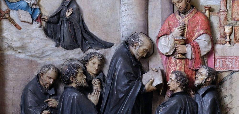 Ignacy Loyola – założyciel Zakonu Jezuitów