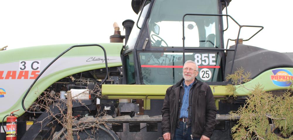 Wiedza rolnicza płynąca zdoświadczenia
