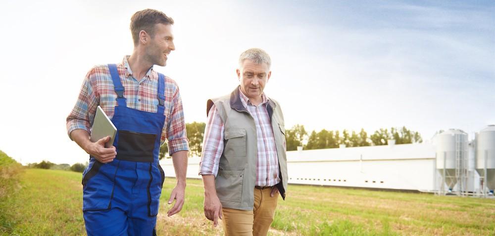 Środki produkcji rolniczej – pomoc wwyborze
