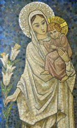 Maria Panna zdzieciątkiem