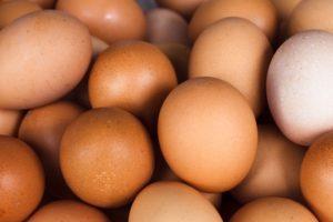 Jak wzmocnić skorupkę jajka?
