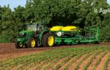 Sprzedaż ciągników rolniczych w lipcu 2017, John Deere