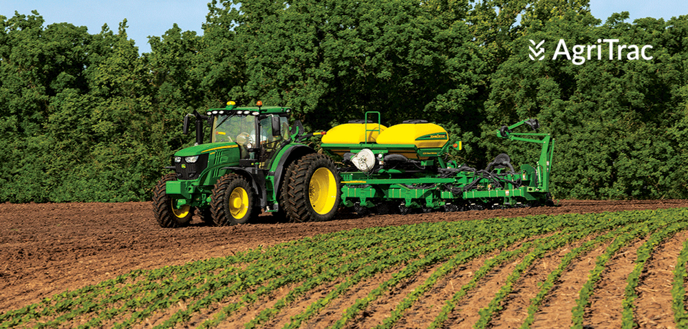 Sprzedaż ciągników rolniczych wlipcu 2017