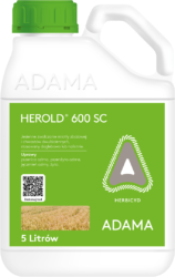 Środek Herold 600 SC