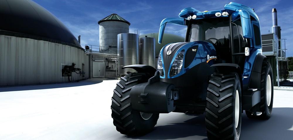 Ciągnik elektryczny przyszłością rolnictwa?