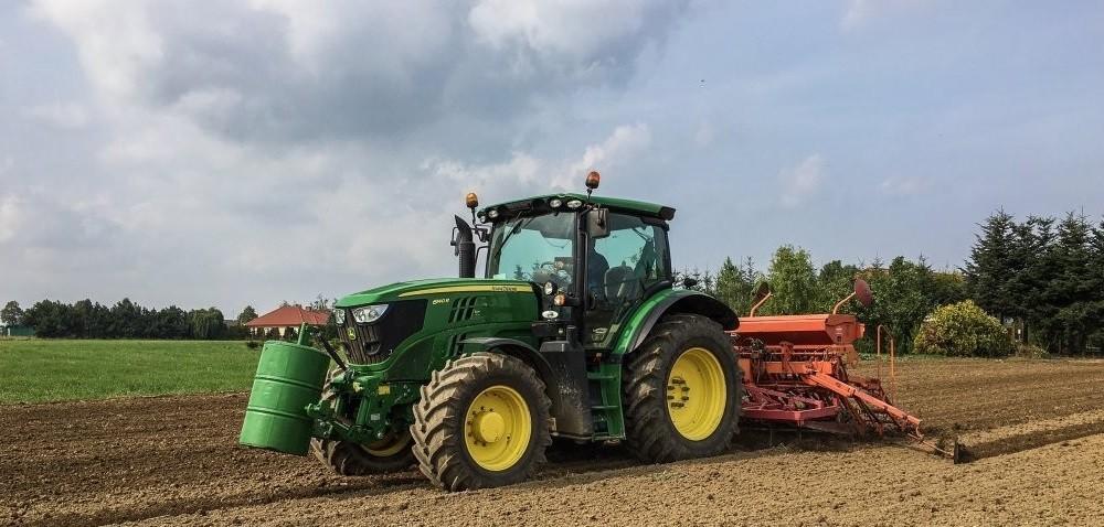 Bezopryskowa ochrona zbóż