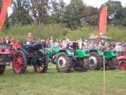 Prezentacja traktorów