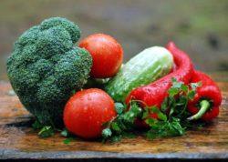 zbiory warzyw