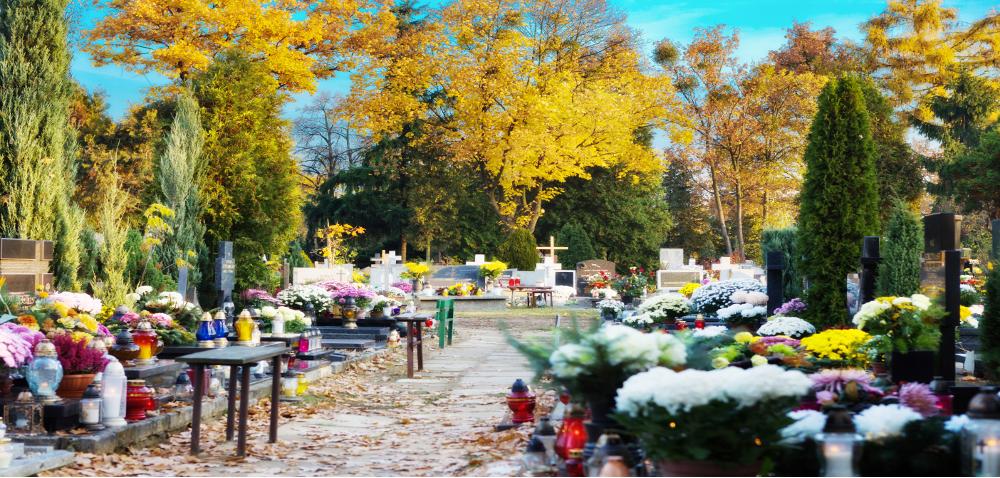 Odpowiedzialność za szkody na cmentarzu