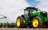 Sprzedaż ciągników rolniczych w październiku