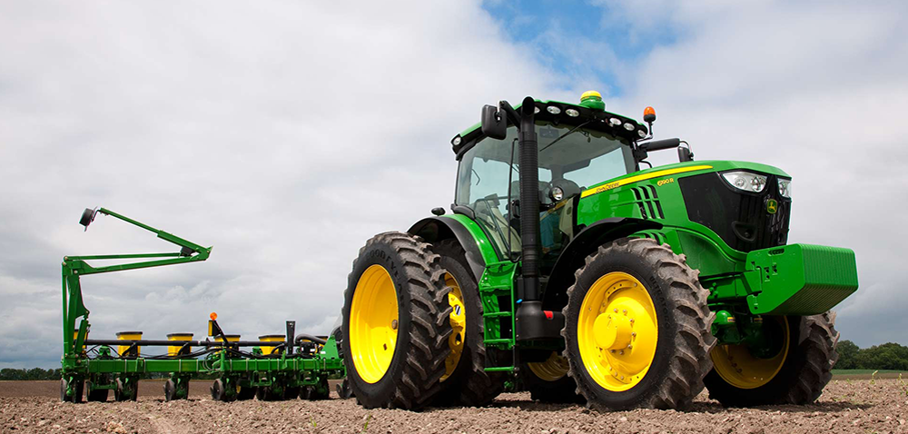 Sprzedaż ciągników rolniczych: stabilny październik