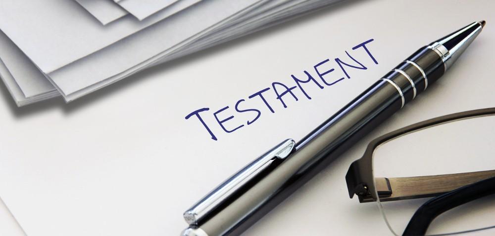 Jak napisać testament, żeby był ważny