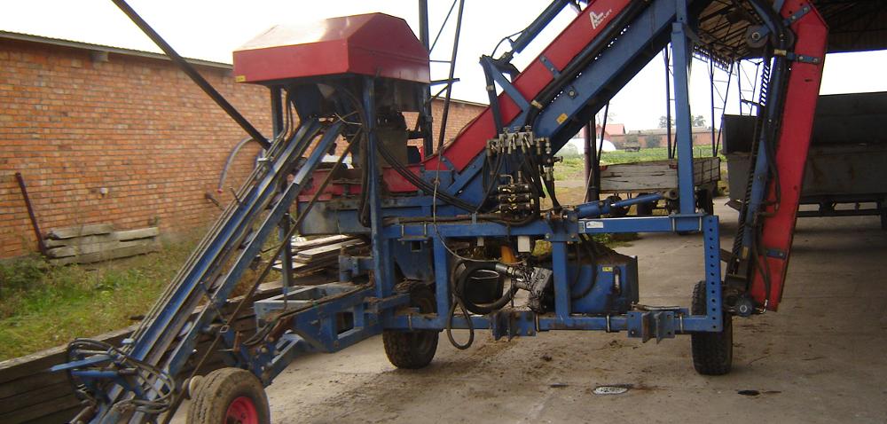 Konserwacja maszyn rolniczych po sezonie